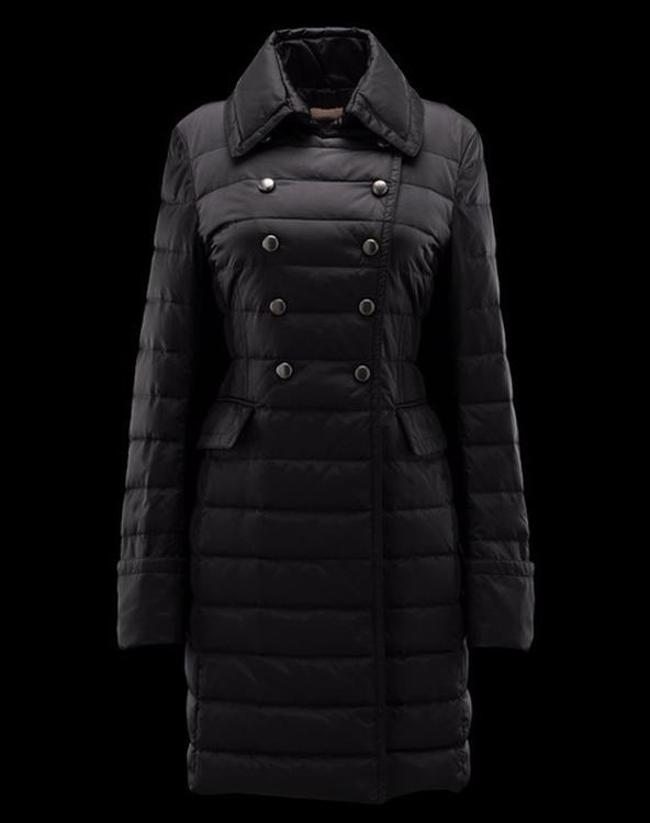 Moncler Hissope Women Jacket Black