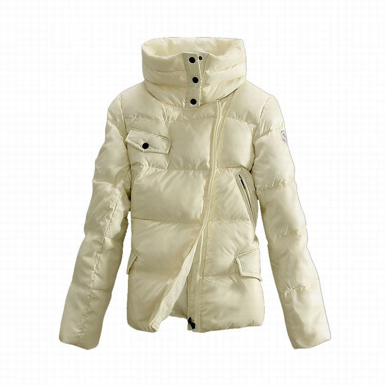 Moncler Indre Women Jacket Cream White