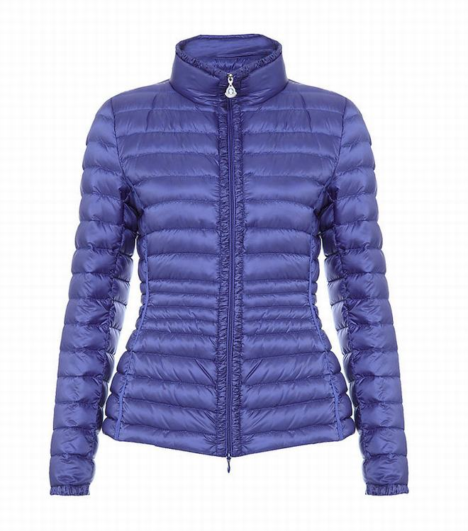 Moncler Ire Women Jacket Navy Blue