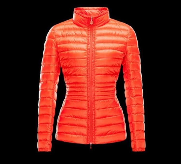 Moncler Ire Women Jacket Orange