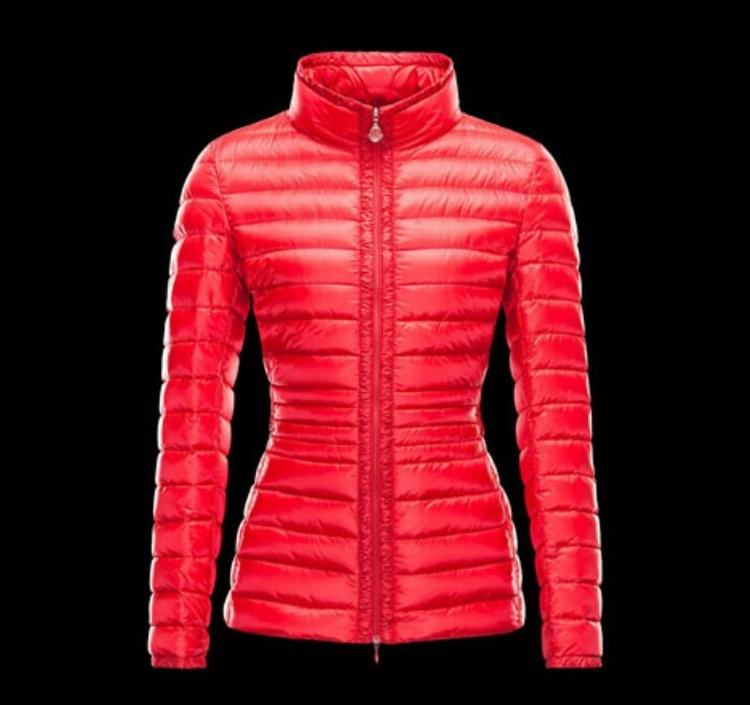 Moncler Ire Women Jacket Red