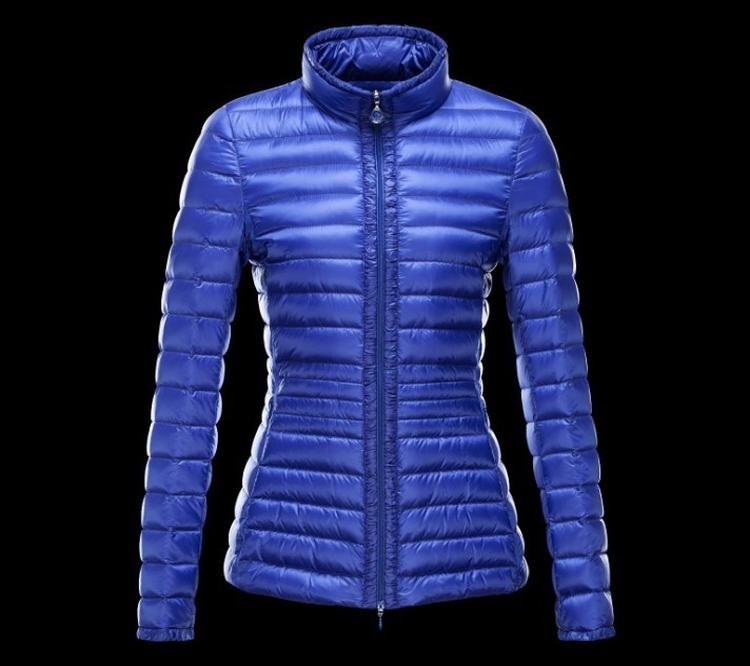 Moncler Ire Women Jacket Royal Blue