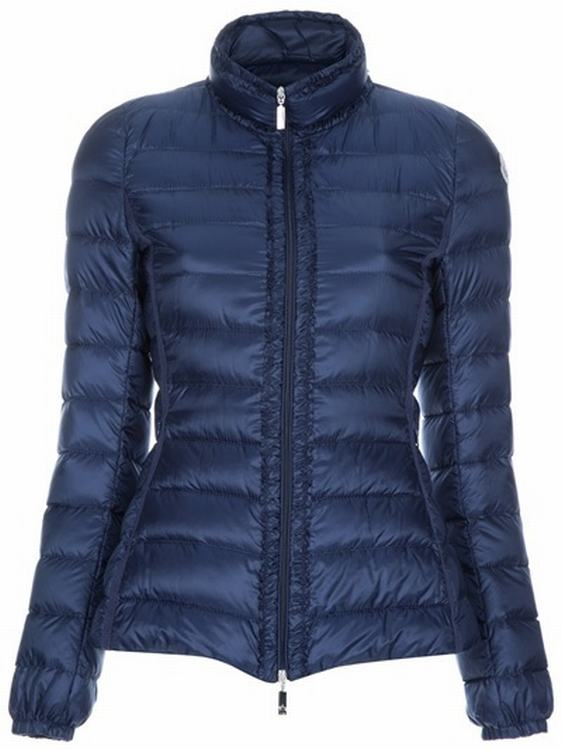 Moncler Irenee Women Jacket Dark Blue