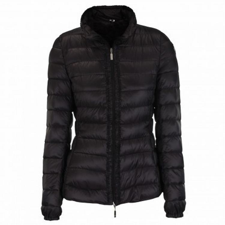 Moncler Irenee Women Jacket Dark Brown