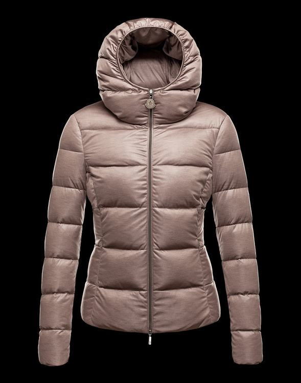Moncler Jersey Women Jacket Cherry