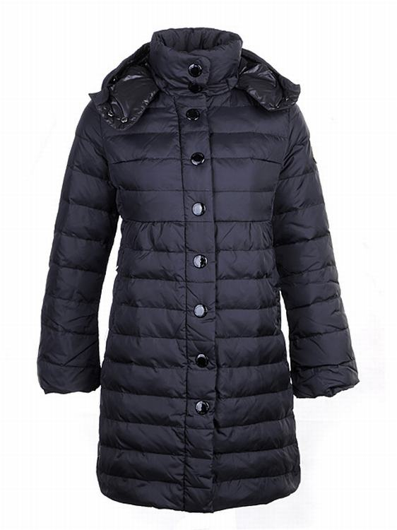 Moncler Jura Women Jacket Dark Blue