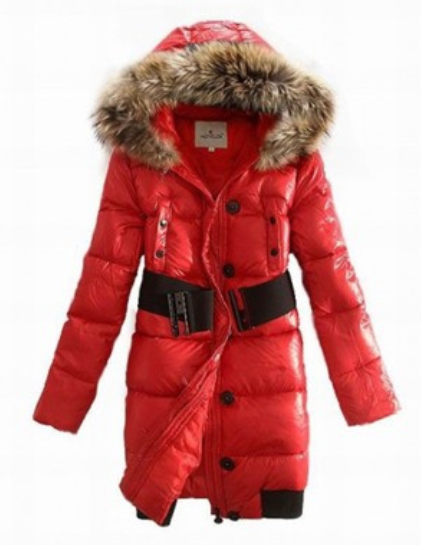 Moncler Lucie Women Jacket Red