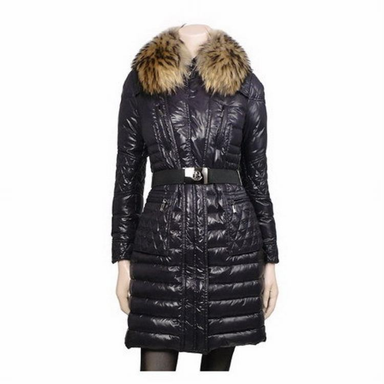 Moncler Maillol Women Jacket Dark Purple