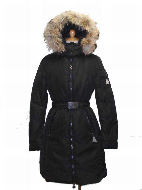 Moncler Marmelade Women Jacket Black