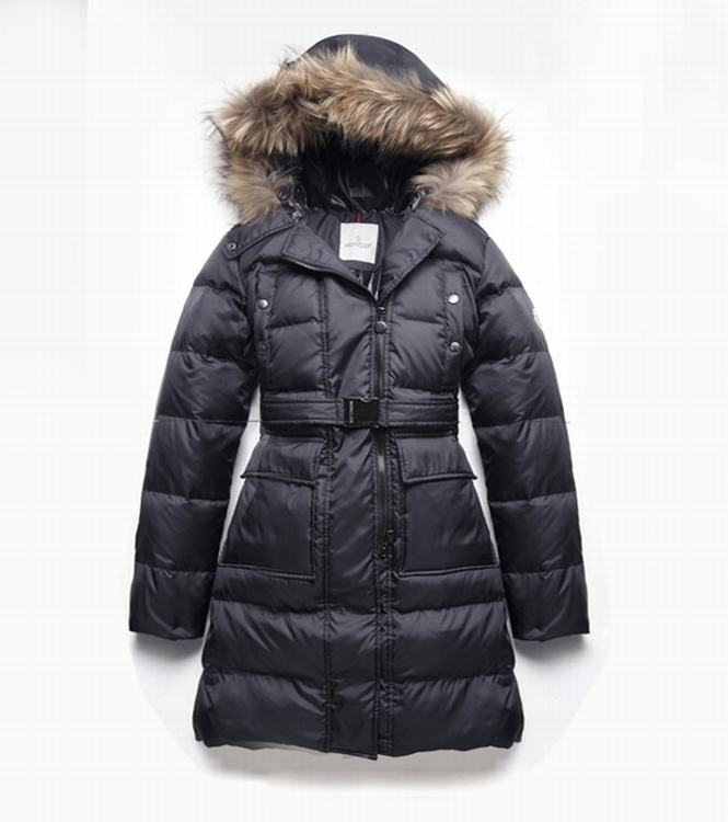 Moncler Melina Women Down Feather Jacket Blue