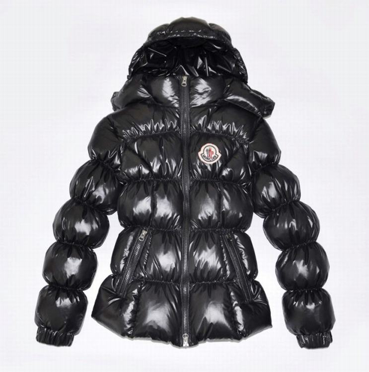 Moncler Milky Women Jacket Dark Blue