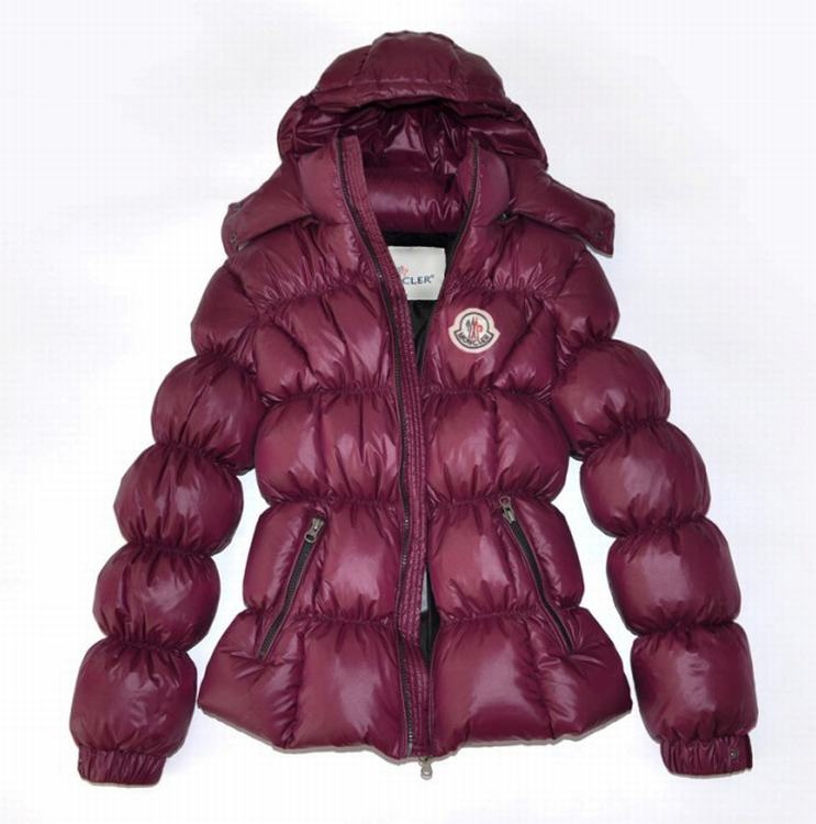 Moncler Milky Women Jacket Red