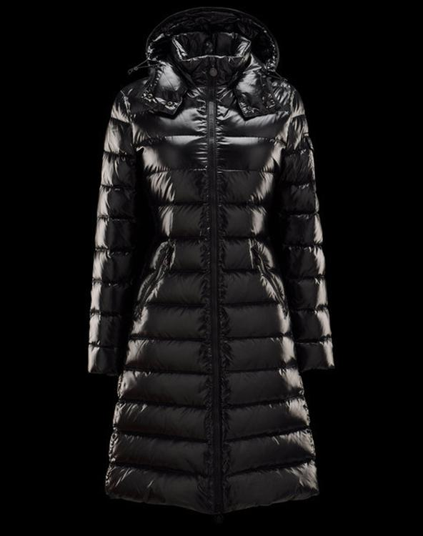 Moncler Moka Women Jacket Black