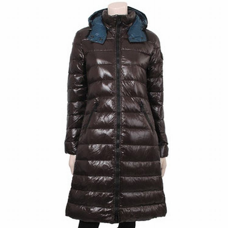 Moncler Moka Women Jacket Brown