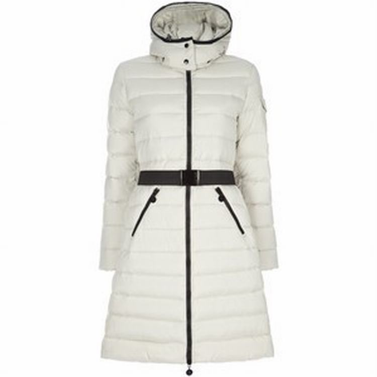 Moncler Mokacine 01 Women Jacket White