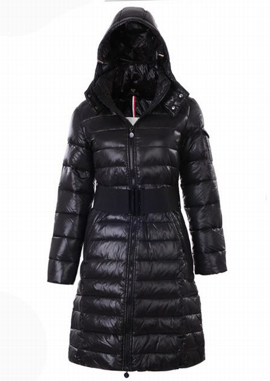Moncler Mokacine 02 Women Jacket Dark Blue