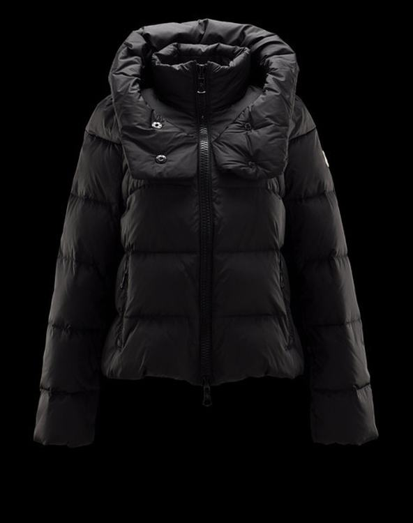 Moncler Moreau Women Jacket Black