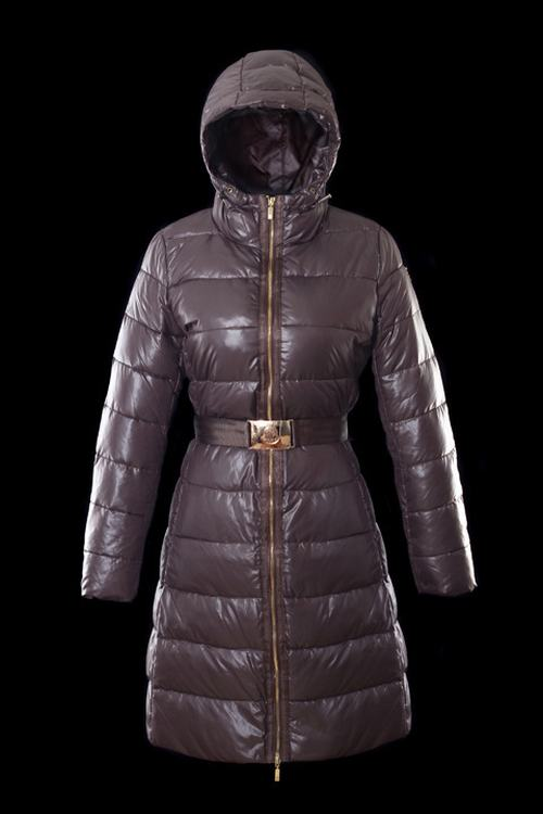 Moncler Nantes 01 Women Jacket Dark Red