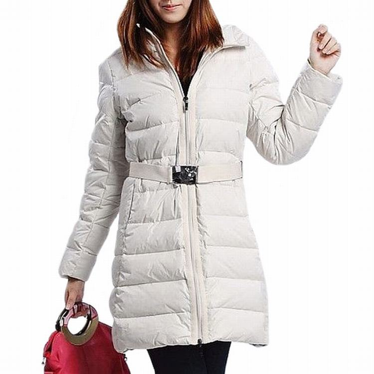 Moncler Nantes 01 Women Jacket White
