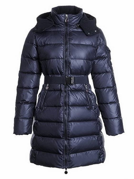 Moncler Nantes 02 Women Jacket Blue