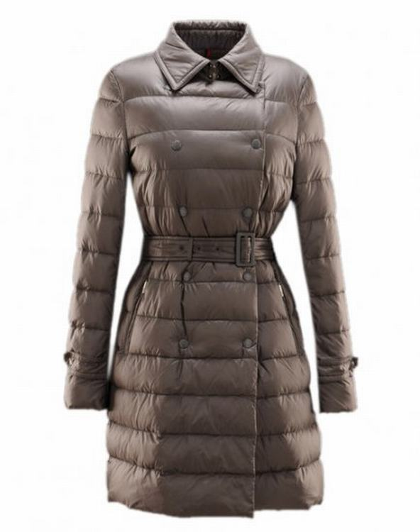 Moncler Niemen Women Jacket Brown