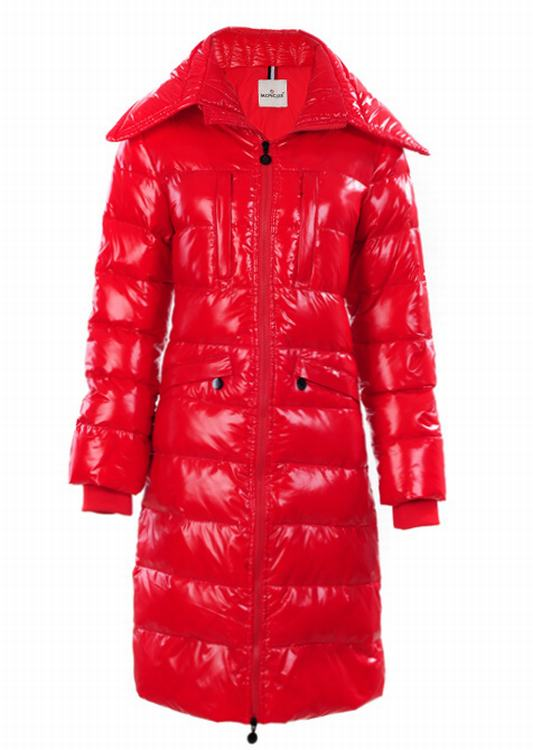 Moncler Passy Women Jacket Red
