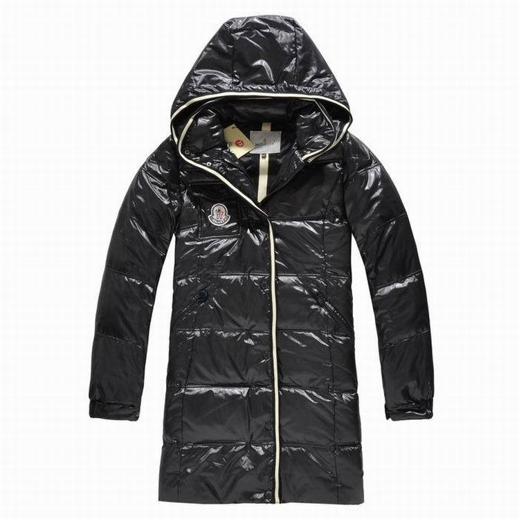 Moncler Quancy Women Jacket Black