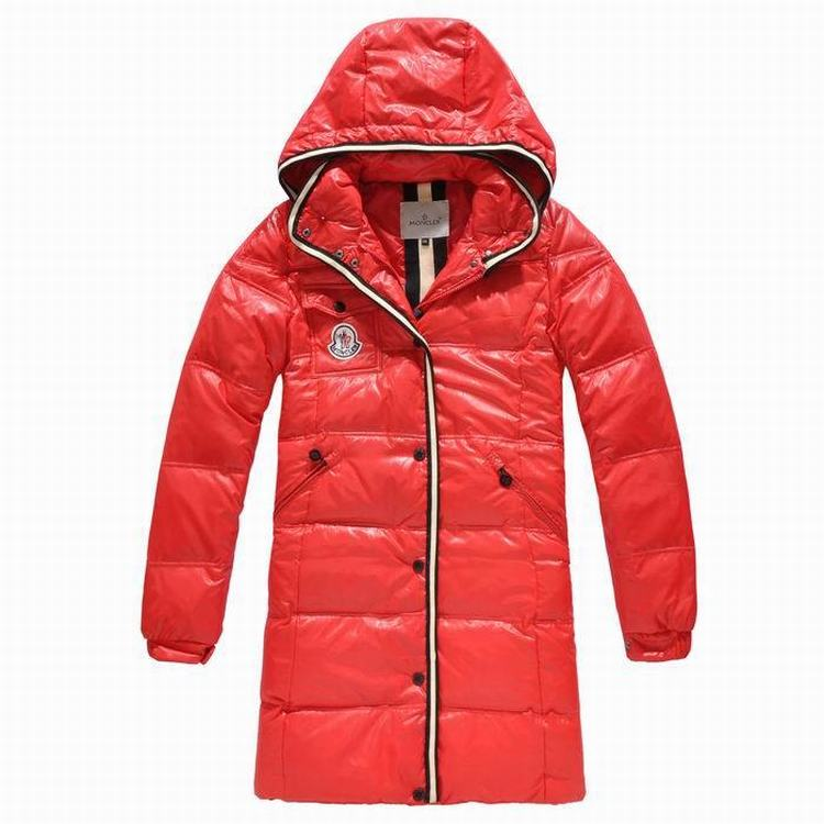 Moncler Quancy Women Jacket Orange