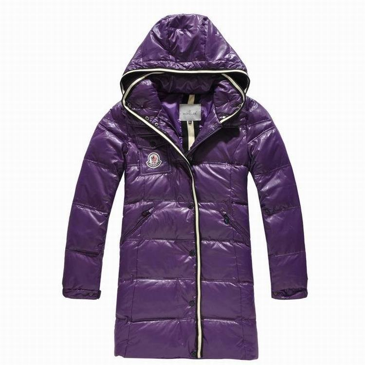 Moncler Quancy Women Jacket Purple
