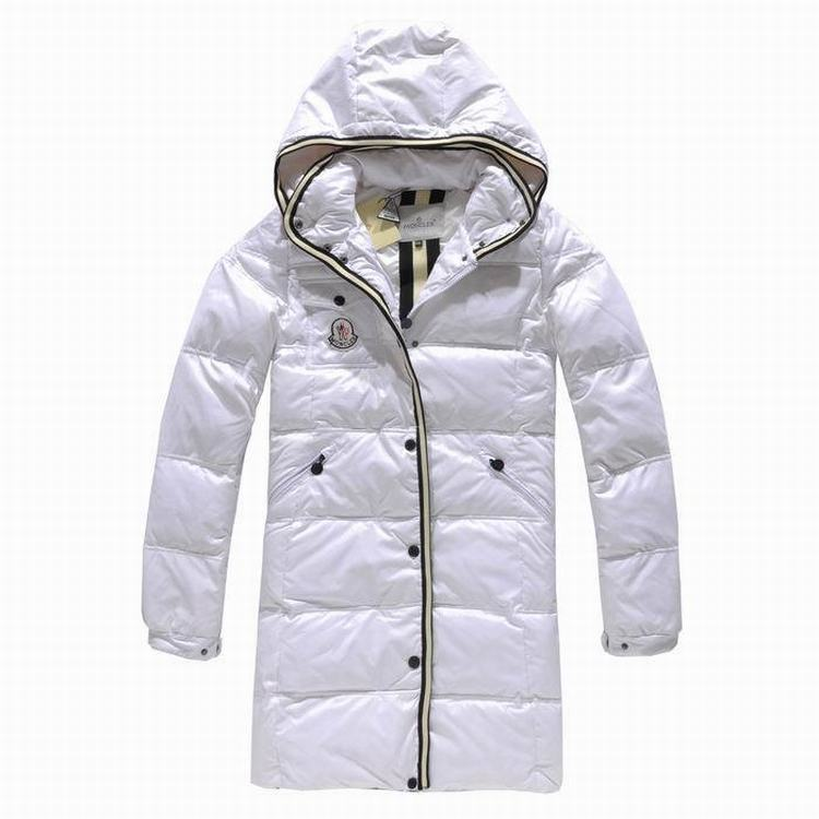 Moncler Quancy Women Jacket White