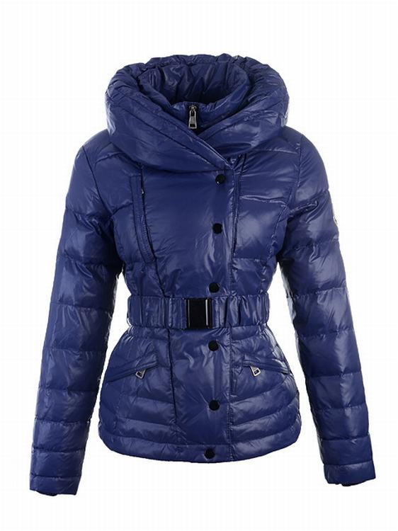 Moncler Rosean Women Jacket Blue