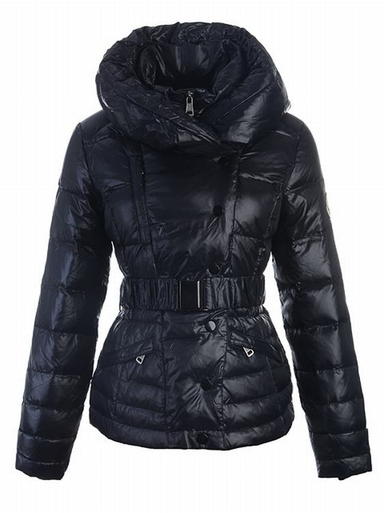 Moncler Rosean Women Jacket Dark Blue