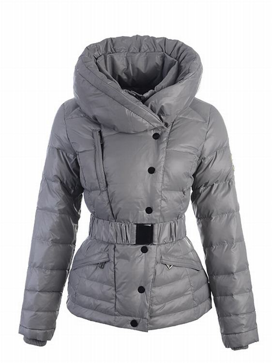 Moncler Rosean Women Jacket Grey