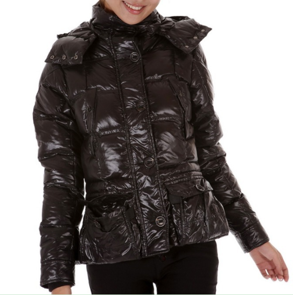 Moncler Trianon Women Jacket Dark Brown