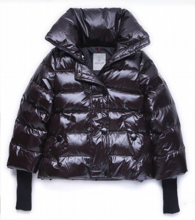 Moncler Tulsa Women Jacket Dark Purple