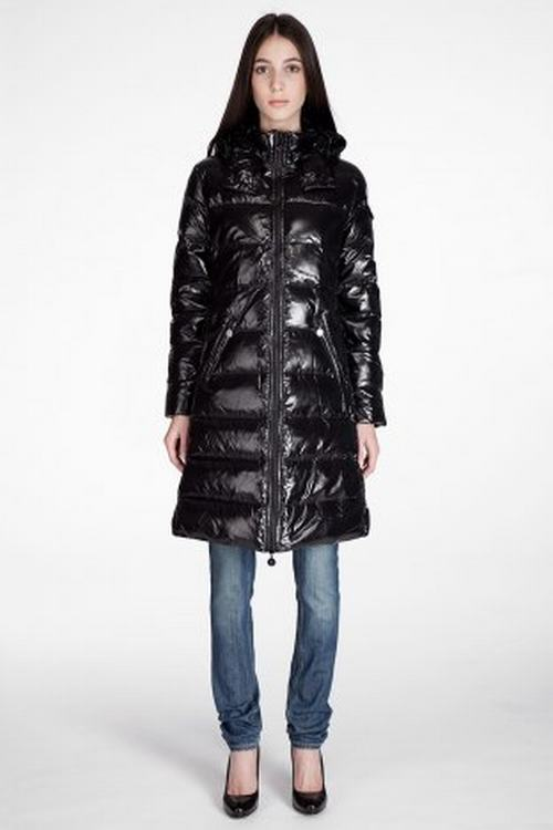 Moncler Women Jacket Black