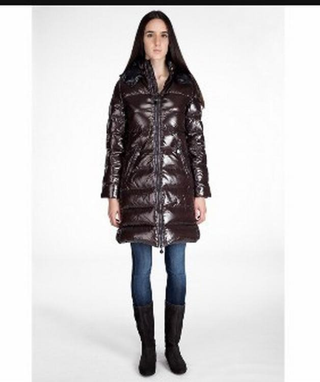 Moncler Women Jacket Brown