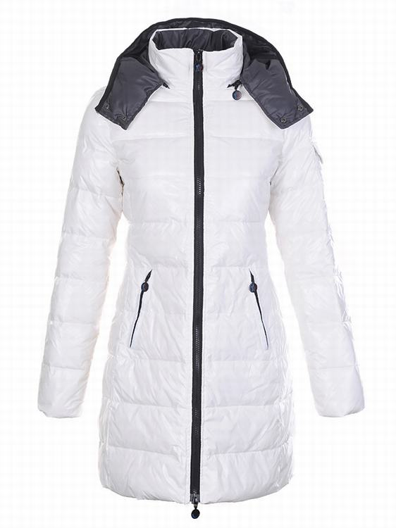 Moncler Women Jacket White