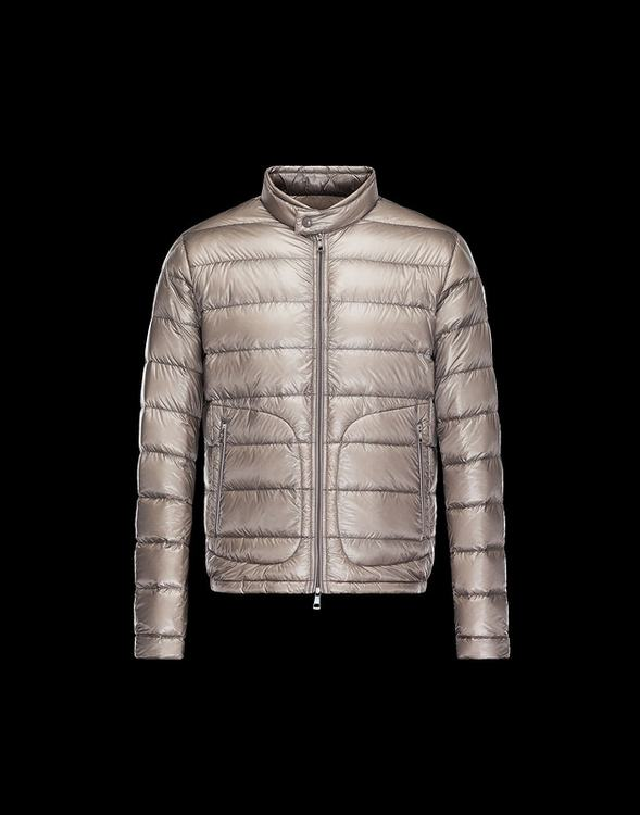 Moncler Acorus Men Jacket Cream White