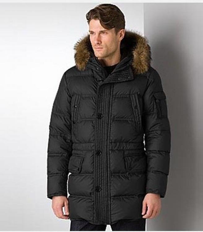 Moncler Affton Men Jacket Black