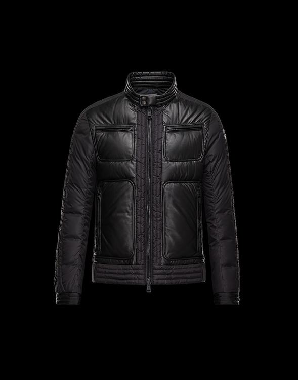 Moncler Allemand Men Jacket Black