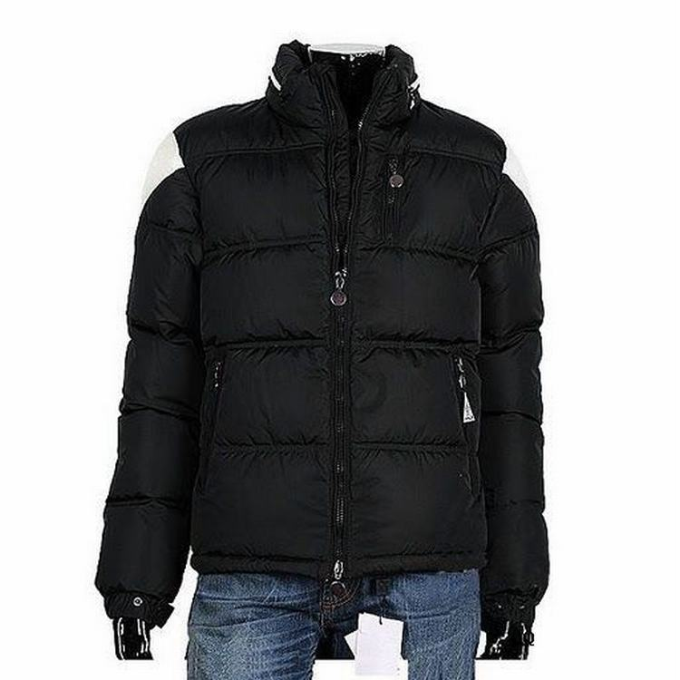 Moncler Arcs Men Jacket Black