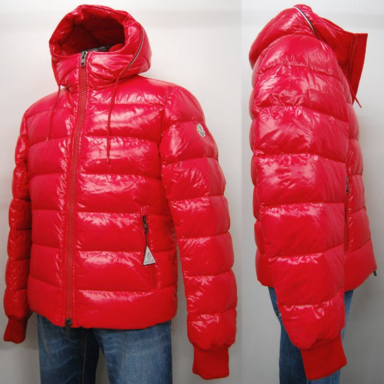 Moncler Aubert Men Jacket Pink