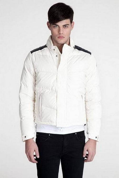 Moncler Austin Men Jacket White