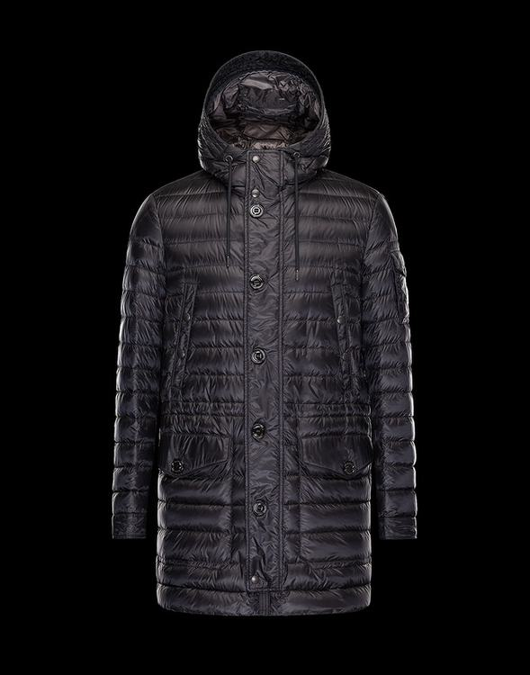 Moncler Benjamin Men Jacket Dark Purple
