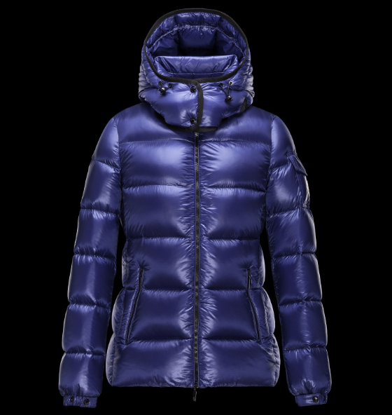 Moncler Berre Men Jacket Purple