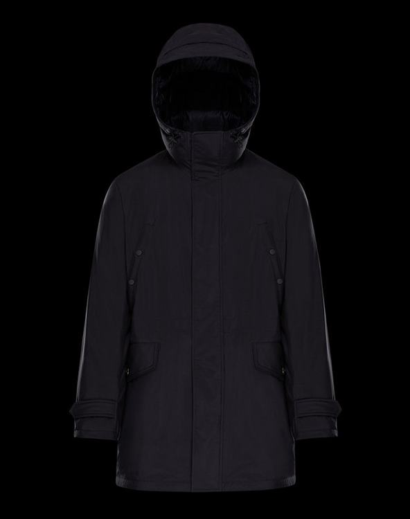 Moncler Bresle Men Jacket Blue
