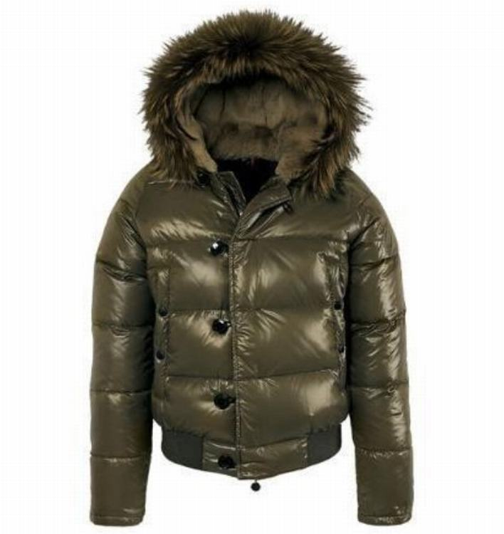 Moncler Bulgarie Men Jacket Green