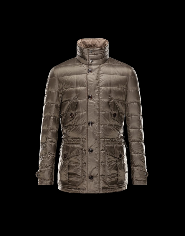 Moncler Carl Men Jacket Gold