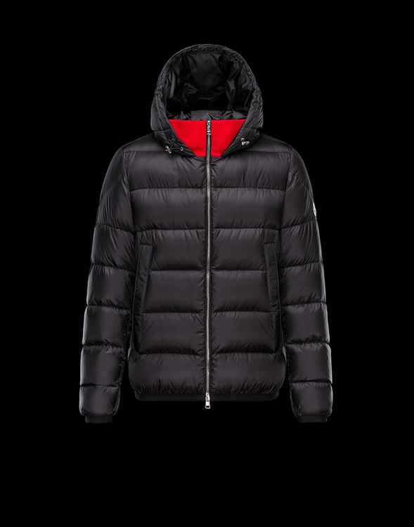 Moncler Clamart Men Jacket Dark Blue